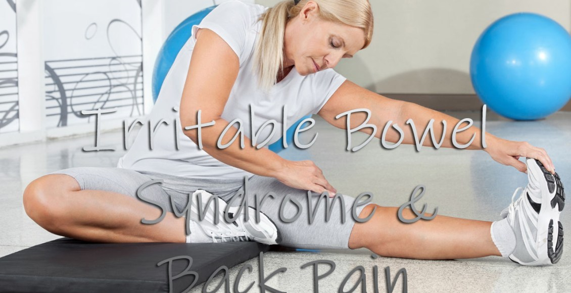 11860 Vista Del Sol, Ste. 128 Irritable Bowel Syndrome and Back Pain El Paso, Texas