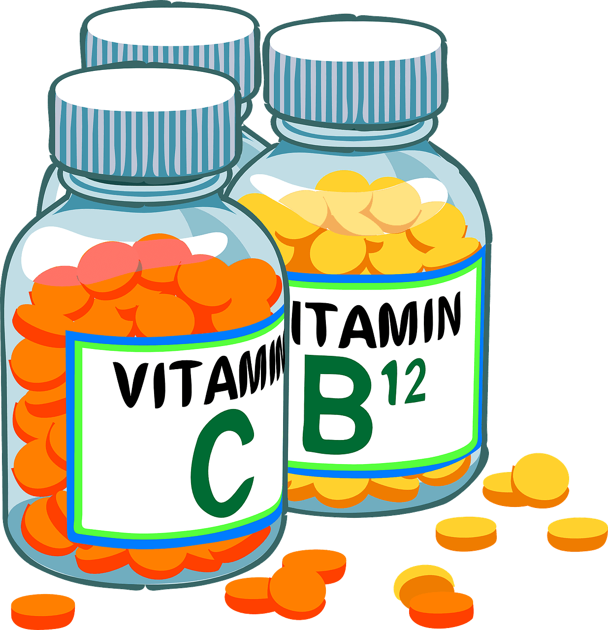 Health & Wellness: Vitamin Metabolism