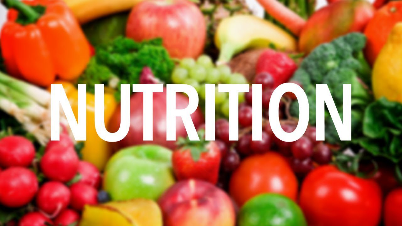 Health & Wellness: Diet and Nutrition Part 2 of 4