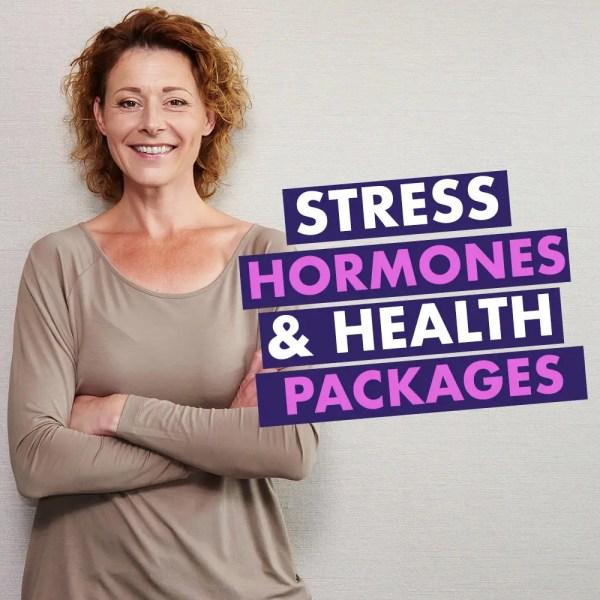 Planes de atención para el estrés, las hormonas y el bienestar de la salud