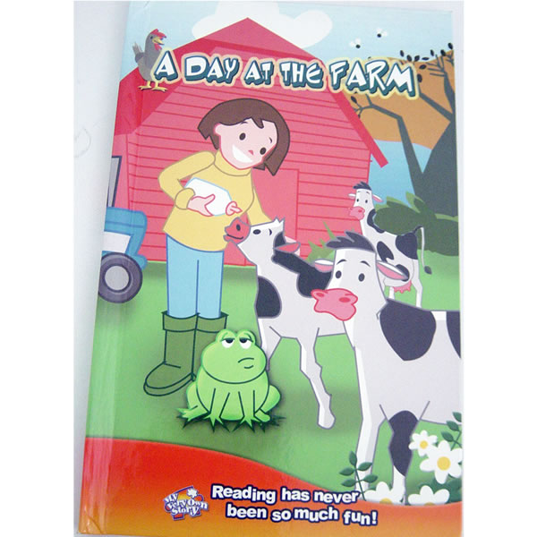 personalised book day at