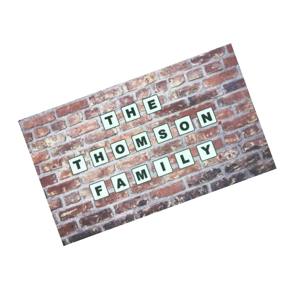 Personalised doormats, Personalised door mats, Personalised washable doormats, Personalised washable door mats, Personalised indoor doormats, Personalised indoor door mats, Bespoke door mats, Bespoke doormats, Custom-made doormats, Custom-made door mats, Design your own doormat, Design your own door mat, Custom printed doormat, Custom printed door mat, Personalised family doormats, Personalised family door mats, Photo doormats, Photo door mats, Customised doormats, Customised door mats, Custom logo doormats, Custom logo door mats