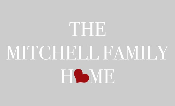 Grey The ... Family Home Heart Personalised Doormat 3 Lines