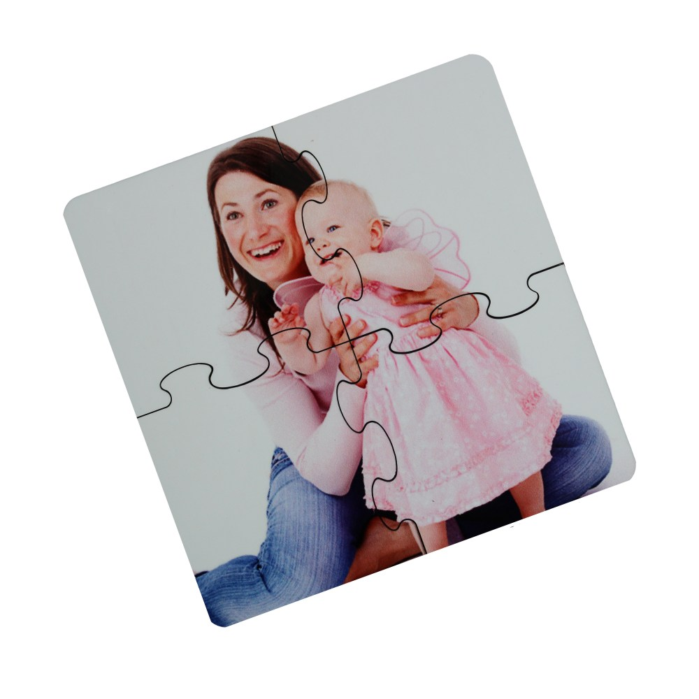 Personalised coasters, Personalised jigsaw coasters, Design your own jigsaw coaster, Design your own coaster, Photo coaster, Jigsaw coasters, Logo coasters, Jigsaw logo coasters, Custom printed coasters, Custom photo coasters, Personalised jigsaw photo coaster, Personalised photo coasters, personalised jigsaw 4 pieces
