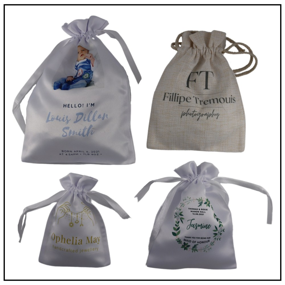 Pouches & Gift Bags