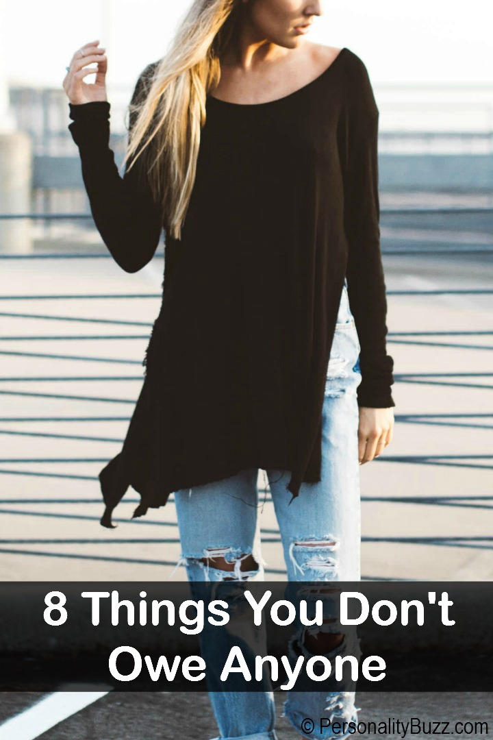 8 things you don