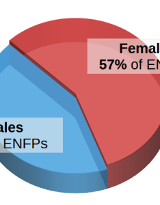 Enfps by gender pie chart make up of all personality types also enfp type advocate profile max rh personalitymax