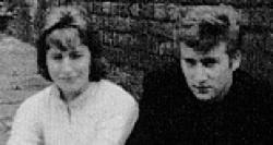 Cyntha + John Lennon