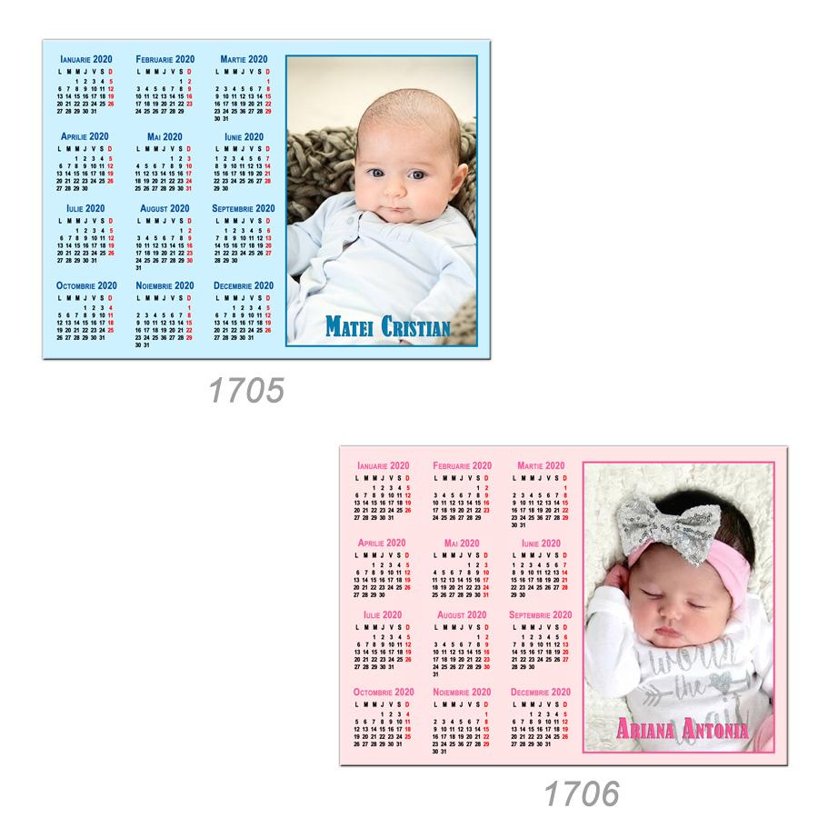 Calendare Personalizate Cu Fotografie 2020