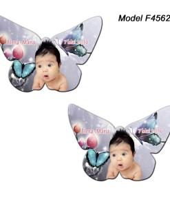 Magneti Marturii Forma Fluture