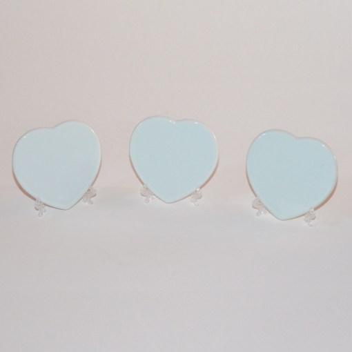 Rama Foto Din Ceramica Forma Inima