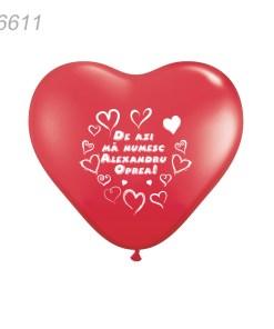 Baloane Forma Inima Personalizate