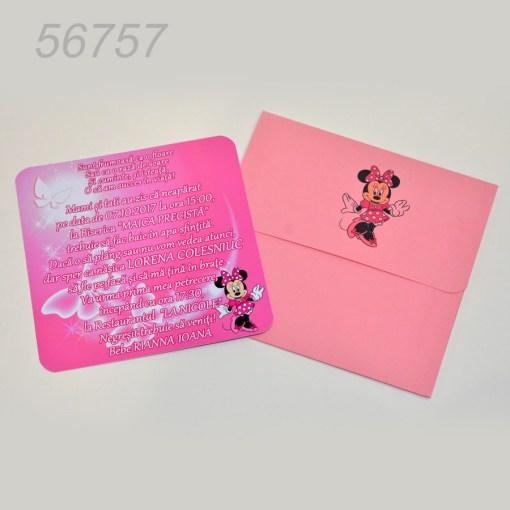 Invitatie Tematica Minnie