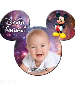Magnet Mickey Mouse variante multiple finalizare pe whatsapp