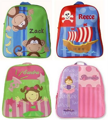 personalized backpacks part 1