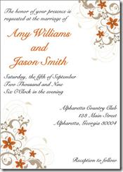 cheap wedding invitations in atlanta Archives