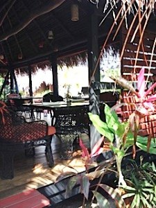 Belize Resort Restaurant