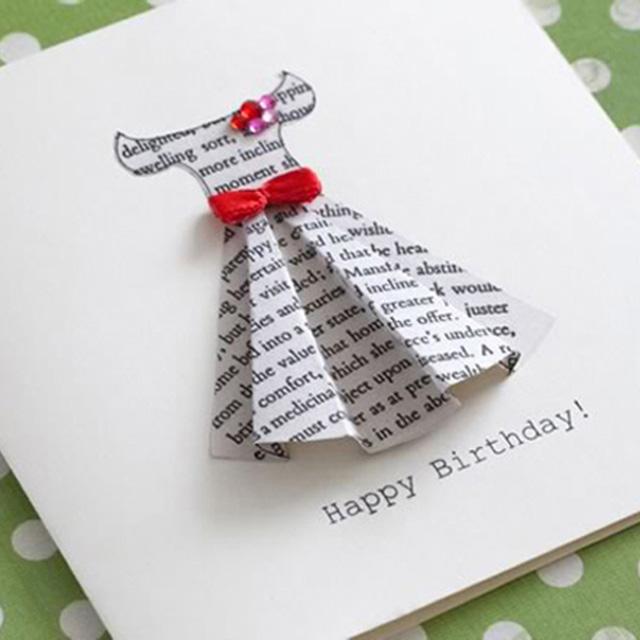 Открытки с днем рождения подруге смешные своими руками
