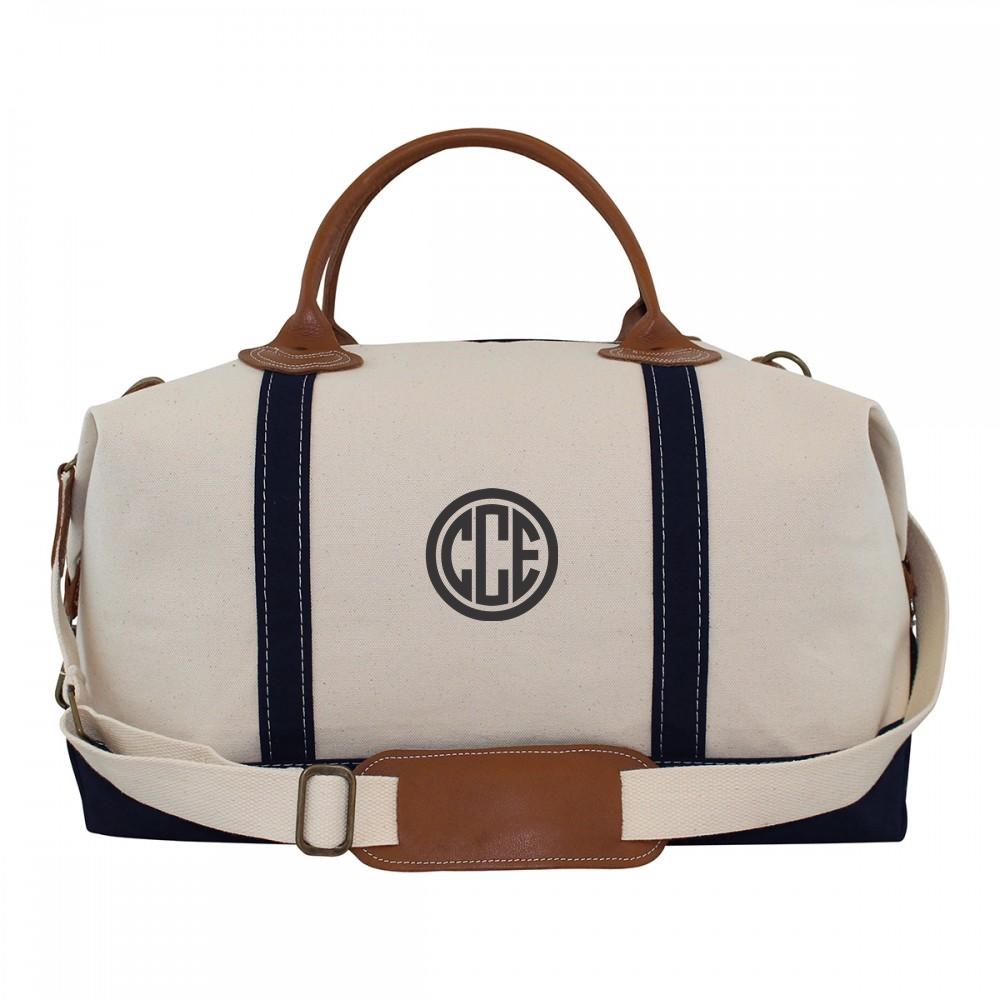 weekender bag navy
