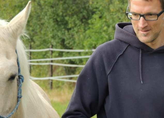 Führen mit Pferd - am Ende des Tages war ich glücklich und zufrieden und hatte die Scheu vor Pferden abgelegt