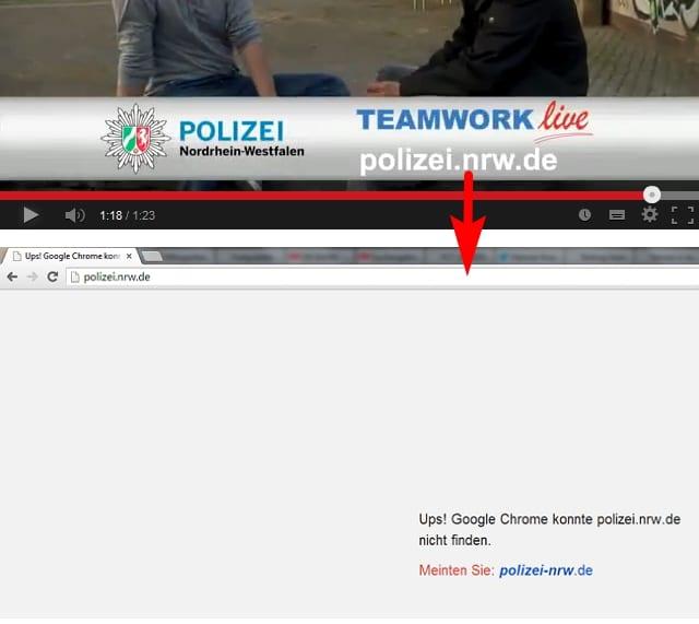 der steinige weg zur online bewerbung polizei nrw - Nrw Polizei Bewerbung