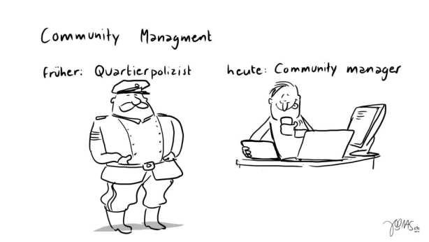 Community Management und Jobbezeichnungen 2