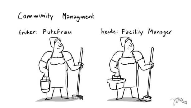 Community Management und Jobbezeichnungen