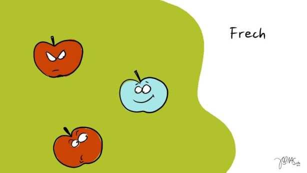 Frechmut-Essenzen - Frech
