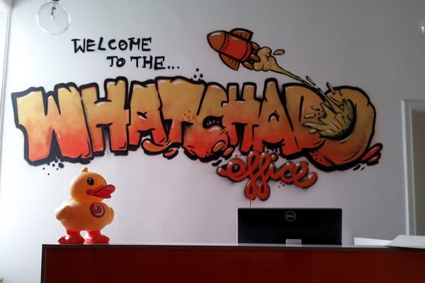 Welcome at whatchado
