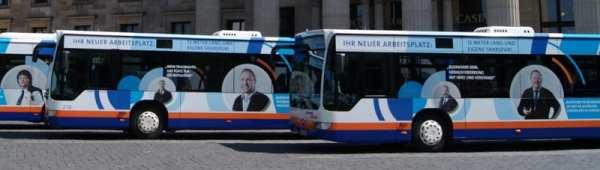 Imagekampagne für Busfahrer in Wiesbaden: Ihr neuer Arbeitsplatz