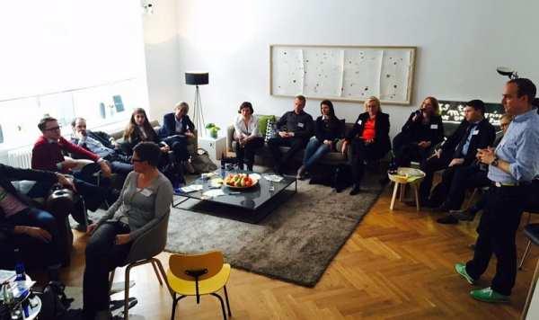 XING Barcamp - Wenn das Wohnzimmer zum Session-Raum wird