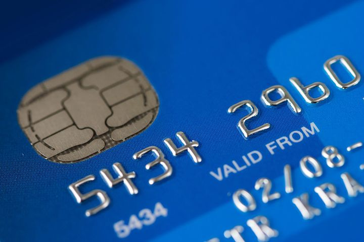 sample generic credit cards