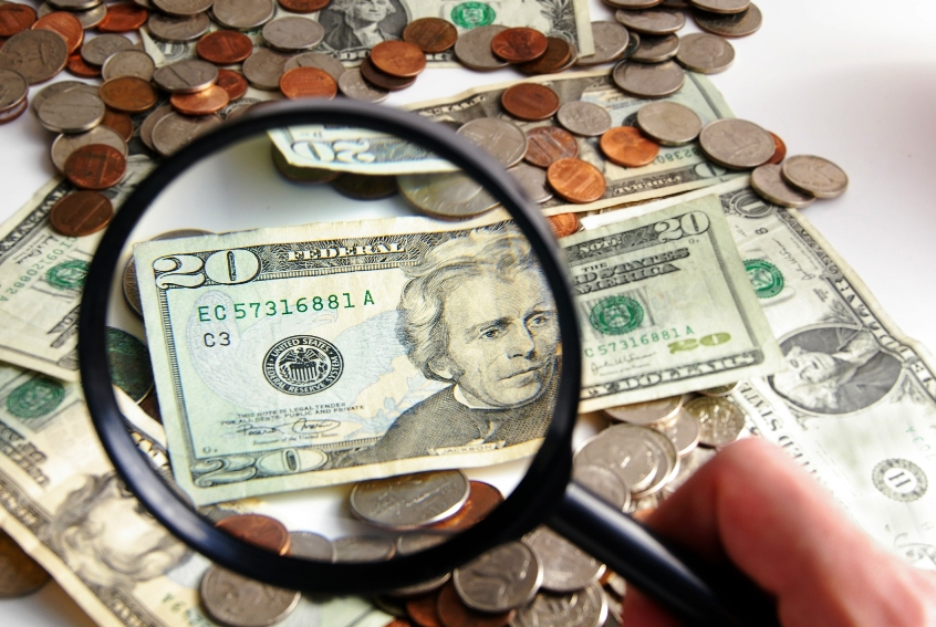 Are there any bank accounts you've forgotten about? Any checks you never cashed? Check with your state's Unclaimed Funds -- you might be surprised.