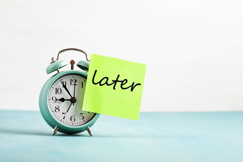 Can procrastination be good?