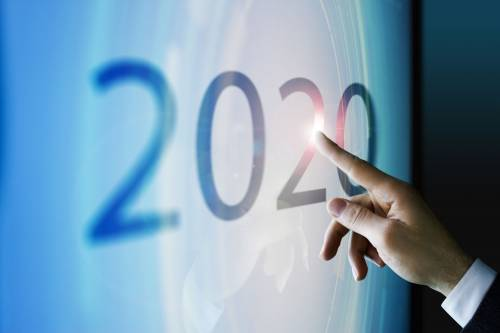 What does the year 2020 mean to you?