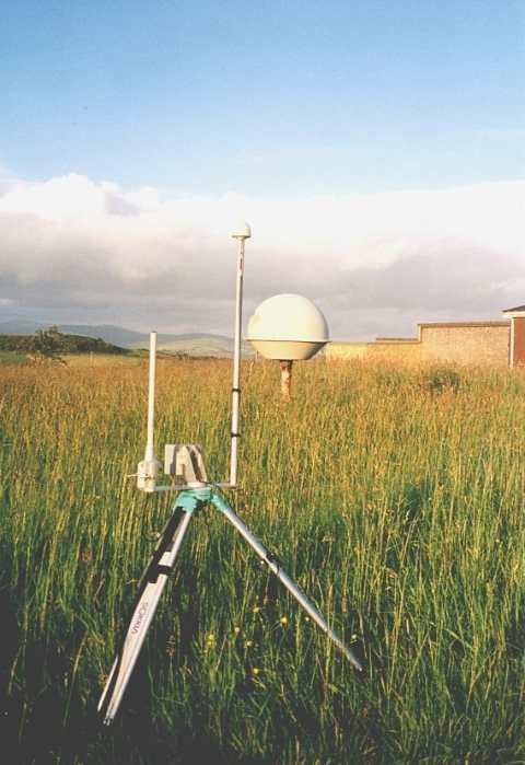 Radiosonde Receiver