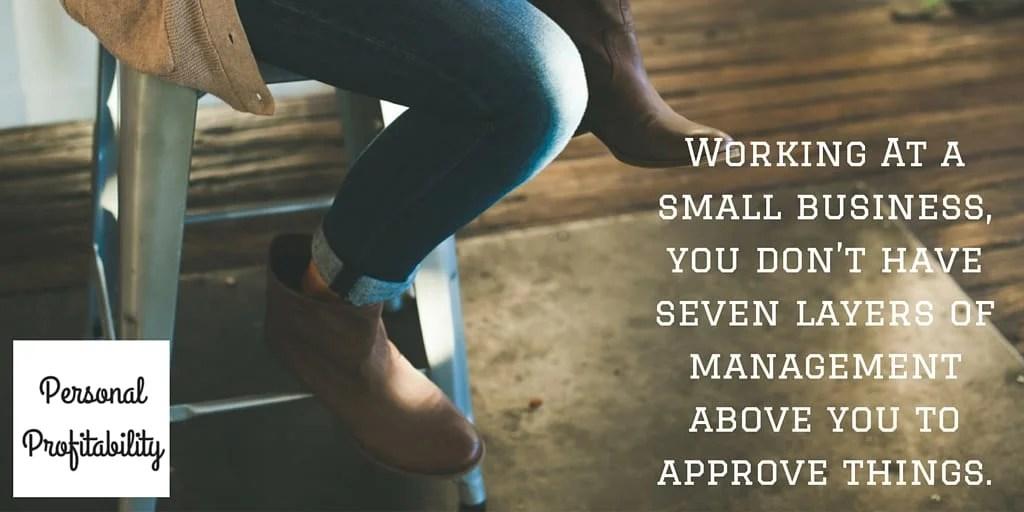 Small Business Management - PersonalProfitability.com