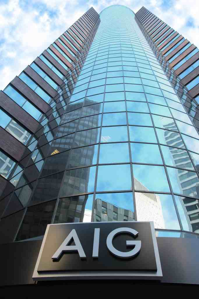 AIG Headquarters New York City