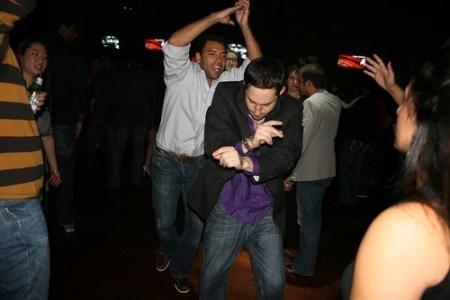 Eric Dancing