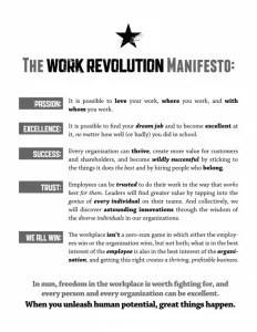 work revolution manifesto