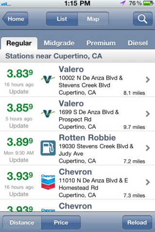 Kroger Gas Station Near Me >> 5 Best Mobile Apps to Save You Money