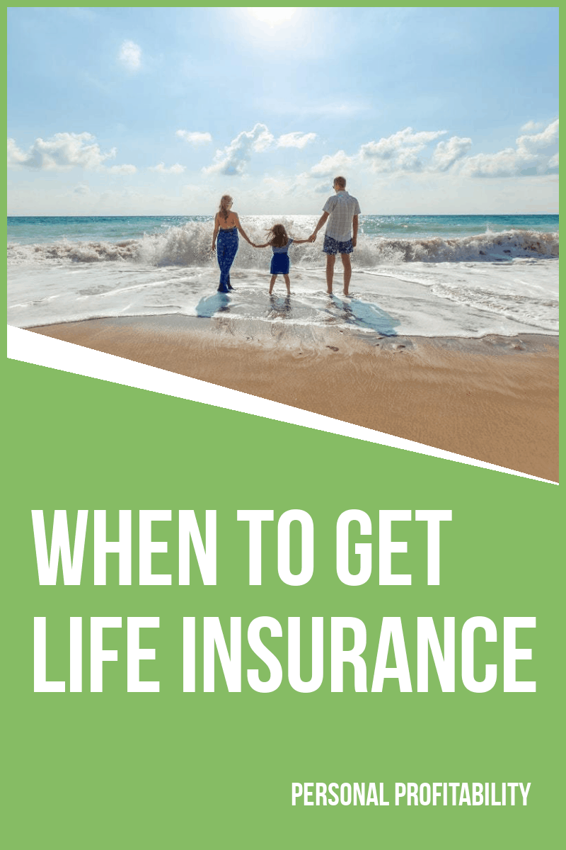 Should you buy a life insurance policy, even if you\'re in your 20s? In this post, we\'ll review the importance of life insurance and when to buy it! #lifeinsurance