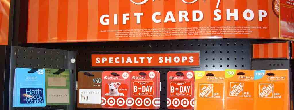 Buy Discounted Gift Cards to Save on Purchases
