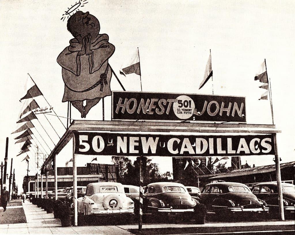 1950s Cadillacs