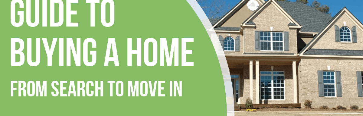 Home Buyer's Guide: From Search to Move In