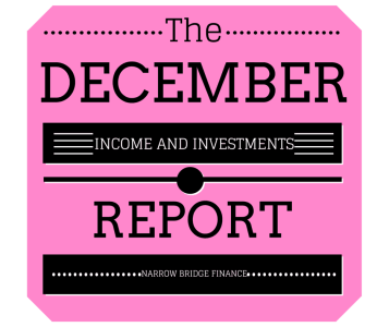 December Earnings and Investment Report