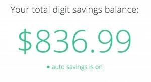 Digit Savings July