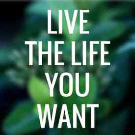 Live the Life You Want