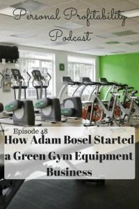 Personal Profitability Podcast Episode 48