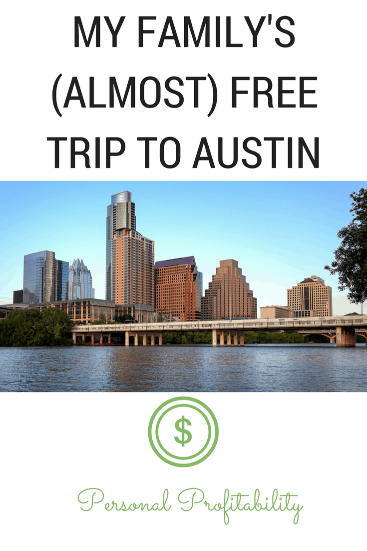 I took my wife and daughter to #Austin for a fun visit with family and friends. Check out what we did, what we ate, and how we took the trip for only $200!